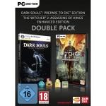 Double Pack: The Witcher 2: Enhanced Edition + Dark Souls: Prepare to die Edition für PC und Xbox ab 28,97 Euro bei Amazon