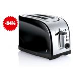 Möbelix Online Superschnäppchen: WMF Doppelschitz Toaster / Wasserkocher um je 29,90 Euro