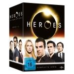 Heroes – Gesamtbox (23 DVDs) für nur 29.99 Euro bei Amazon.de