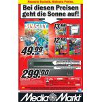 Onkyo TX-NR515 7.2 A/V-Receiver um 299,90 Euro / Sim City – Limited Edition um 49,90 Euro bei Media Markt