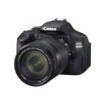 Top: Canon EOS 600D SLR-Digitalkamera Kit inkl. EF-S 18-135mm 1:3,5-5,6 IS um 629 Euro!