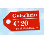20 Euro Austrian Gutschein bei einer Flugbuchung bis 17. März