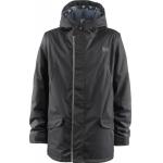 Four Square Snowboard Jacke schwarz für nur 36 Euro inkl. Versand bei Amazon