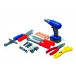 Bob der Baumeister LC65321MP – Werkzeugkoffer mit Akkuschrauber um 10,66€ statt 24€