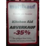 -35% auf Kitchenaid Artisan bei Multikauf Wien