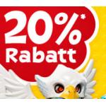 20% auf LEGO bei toys'r'us ab 30€ Bestellwert
