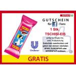Gratis Tschisi Eis bei Spar dank Facebook Gutschein