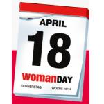Womanday 2013 – am 18. April 2013 – Gutscheine in ganz Österreich gültig