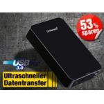 externe Intenso 3,5″ 2TB Festplatte mit USB 3.0 um 69.90 Euro