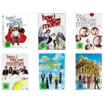 How I Met Your Mother Staffeln 1-6 für nur 9,90 Euro je DVD Box bei Amazon