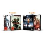 Medal of Honor: Warfighter oder Battlefield 3 gratis beim Kauf von Crysis 3 oder Dead Space 3