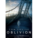 Cineplexx Mens Night: Oblivion + Coke Zero + Packung M&Ms um 6,50 Euro
