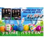 Breaking Dawn Teil 2 Blu-ray oder DVD für nur 11,99 Euro