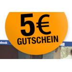 5€ Gutschein für den nächsten Einkauf bei Amazon buyvip