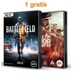 EA Aktion bei Amazon: Medal of Honor Warfighter oder Battlefield 3 gratis beim Kauf von Crysis 3 oder Dead Space 3