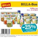 -25% auf Weight Watchers Produkte bei Billa
