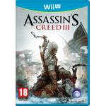 Assassin's Creed 3 für Nintendo Wii U inkl. Versand um ca. 21 Euro