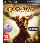 God of War: Ascension für PS3 inkl. Versand um ca. 31 Euro