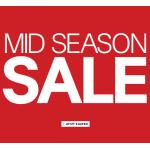 H&M: Mid Season Sale + Gutscheincodes
