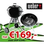 Weber One Touch Premium um 169.- € oder nochmals 10%