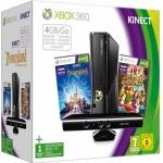 Saturn Tagesdeal: Xbox 360 4GB Kinect + Kinect Disneyland Adventures + Kinect Adventures für nur 177 Euro
