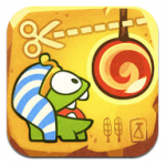 Gratis Android App – Cut the Rope: Time Travel / Zeitreise im Google Play Store