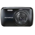 Saturn Tagesdeal: OLYMPUS VH-210 Kompaktkamera in schwarz um 55€