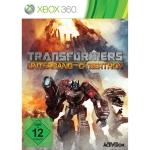 Transformers: Untergang von Cybertron (Xbox 360 / PS3) für nur 19 Euro bei Amazon