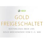 Kostenloses XBOX Live Gold Wochenende vom 3.5. – 5.5.2013