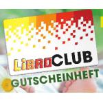 LIBRO Club Gutscheinheft – auch online einlösbar