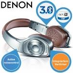 Denon AH-NCW500 silber/braun Wireless Kopfhörer um 155,90€ statt 269€ bei iBOOD