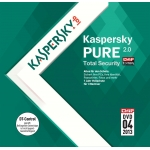 Kaspersky Lab PURE 2.0 Total Security um 3€ statt 29,90 Euro