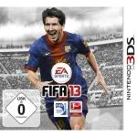 Nintendo 3DS Spiel FIFA 13 um 19,99 bei Drogerie Müller = 33% erspart