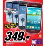 Samsung Galaxy S3 16GB bei Mediamarkt/Saturn um nur 349 Euro
