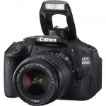 Canon EOS 600D + 18-55 mm IS Zoom um 444,00 bei Niedermeyer