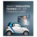 Gratis Anmeldung + 30 Freiminuten für car2go mit DZ Premium Card – von 6.5. bis 11.5. @Donauzentrum