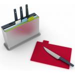Joseph Joseph Index Plus – Schneidebretter + Messer um 39,95 Euro (+ 5,95 Euro Versand)