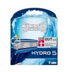 Wilkinson Hydro 5 Klingen 8er Pack für 13,50€ (1,69€/Stück) statt 19,99€