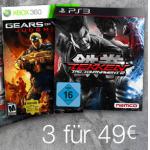 3 Games (PS3, XBOX360, Wii U, …) bestellen und nur 49 Euro bezahlen bei Amazon.de