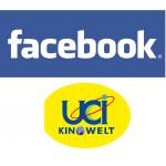 20% auf 5 Filme in der UCI-Kinowelt (Facebook)