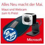 50% auf Microsoft Explorer Touch Mouse & Lifecam HD 5001 @ DiTech