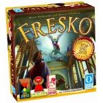 Günstiges Brettspiel bei Amazon – Fresko (Queen Games) um nur 19,10 Euro!