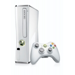 XBOX 360 Slim 4GB White Limited Edition für 135,10€ statt 172,30€ @Amazon.de
