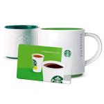 Starbucks: Gratis Tasse bei 30€ Starbucks Card Aufladung