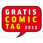 Gratis Comic Tag 2013 – 30 kostenlose Comics bei einigen Händlern am 11.05.2013