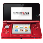 Nintendo 3DS in rot für 119€ bei amazon.it