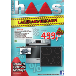 Elektro Haas Lagerabverkauf (z.B.: iPad Mini 16GB um 288 Euro)