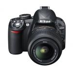 Blitzangebot Nikon D3100 SLR-Digitalkamera inkl. AF-S DX 18-55 VR Objektiv
