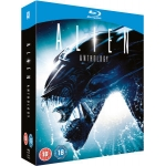 Alien Anthology – 4 Blurays um 11,78€ bei zavvi