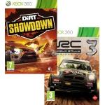 WRC 3 + Dirt Showdown um 24,99€ beim Zavvi MegaMonday!